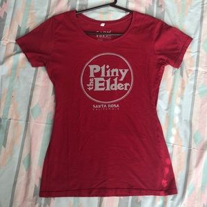 Tops - Pliny the elder T-shirt Santa Rosa California